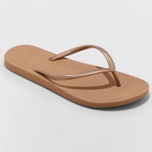 Women's Capri Flip Flop Sandals